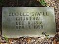 Image for 108 - Lucille Savill Grunthal - Jacksonville, FL