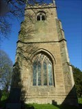 Image for Bell Tower, St. Mary's Church, Highley, Shropshire, England