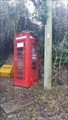 Image for Red Telephone Box - Barfrestone, Kent