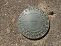 Image for U.S. Coast and Geodetic Survey Benchmark DM0393 - Clarksville, TX
