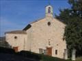 Image for St Ferréol Chapel, Viens, France