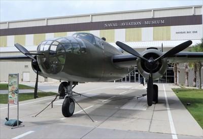 B-25 Mitchell (PBJ-1D) - NAS