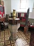 Image for Baptismal Font - St. Bridget's - Bride, Isle of Man