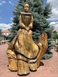 Image for THE TALLEST wooden sculpture made of one piece of wood in Slovakia, Cachtice