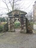 Image for Garden Temple Gate, Castle Park, Cowdray Crescent, Colchester, Essex.