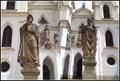 Image for Sochy sv. Cyrila a Metodeje - Želiv, Czech Republic