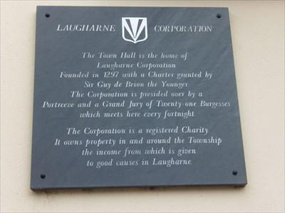 Laugharne Corporation