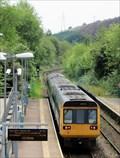 Image for Merthyr Vale - Railway Station - Ynysowen, Merthyr Tydfil, Wales.