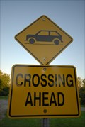 Image for Car Crossing - Credit Valley Conservation