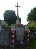 Image for Clun WWII Memorial, Clun, Shropshire, England