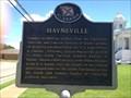 Image for Hayneville - Hayneville, Alabama