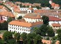 Image for klášter augustiniánu s kostelem sv. Bartolomeje / Augustinian Monastery, Moravský Krumlov, Czech republic