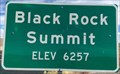 Image for Black Rock Summit - Elevation 6257 feet