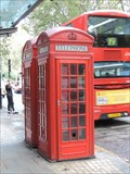 Image for Red Telephone Boxes - Roseberry Avenue, London, UK