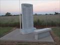 Image for War Memorial - Ninneka Cemetery - Ninneka, OK