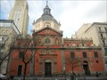 Image for Iglesia de las Calatravas - Madrid, Spain