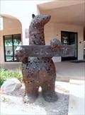 Image for Debbie the Welcome Bear  -  Boulder City, NV
