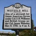 Image for Weitzel's Mill, Marker J-37