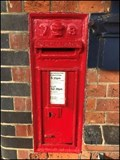 Image for Christchurch Raiway Station Post Box, Christchurch, Dorset.