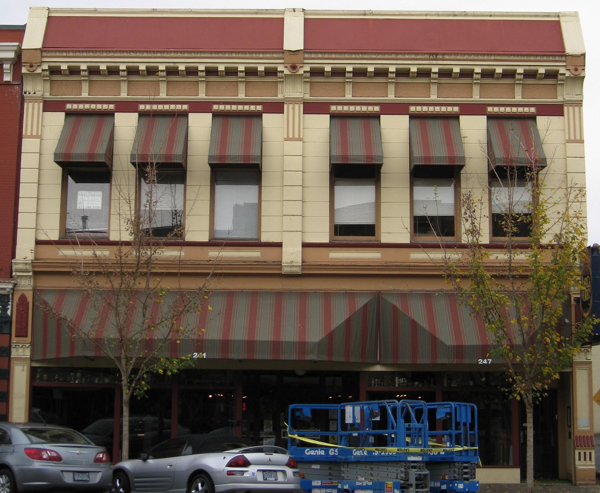 Salem Downtown Historic District - Salem, Oregon - U.S ...