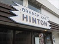 "Image for ""Branch 249 Hinton""  Royal Canadian Legion – Hinton, Alberta"