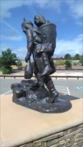 "Image for ""The Exodus Monument"" - Apache Cultural Resource Center - Camp Verde AZ"