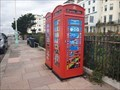 Image for Red Telephone Box - Bloomsbury Place, Brighton, UK