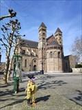 Image for OLDEST basilica in the Netherlands - Maastricht, Limburg, Netherlands
