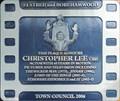 Image for Christopher Lee - Shenley Road, Borehamwood, Herts, UK