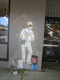 Image for Paint Store Mural - Los Gatos, CA