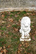Image for Squatting Lion - Whiteville, TN
