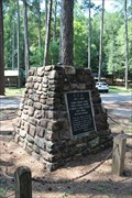 Image for C.S.A. Cairn -- Tannehill Ironworks State Park, McCalla AL