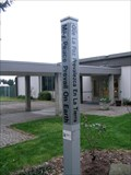 Image for Peace Pole, Ackerman Middle School, Canby, OR