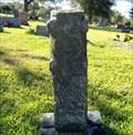 Image for Cora Dotson Tinnin - Confederate Cemetery, Alvin, TX