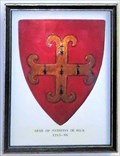 Image for Arms of Anthony De Beck - The Parish Church of St. John the Baptist, The Royal Chapel - St. John's, Isle of Man