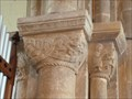 Image for Column Capitals - St Kyneburgha - Castor, Cambridgeshire