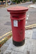 Image for Victorian Post Box - Christchurch Avenue, London, UK