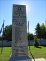 Image for Magrath Cenotaph - WWI - Magrath, Alberta