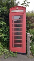 Image for Red Telephone Box - Scalford, Leicestershire