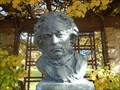 Image for Lugwig van Beethoven bust - London, Ontario