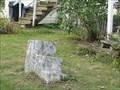 Image for Updegraff House Upping Stone - Mount Pleasant, Ohio