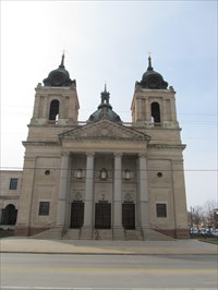 wichita cathedral conception immaculate ks churches waymarking catholic roman waymark