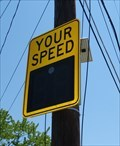 Image for Solar Speed Sign - Vestal, NY
