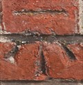 Image for Cut Bench Mark - Victoria Street, St Albans, UK