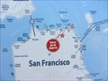 """Image for Al Scoma Way """"You are here"""" - San Francisco, CA"""