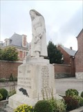 Image for Monument aux morts de Monchy-le-Preux, Pas-de-Calais, France