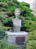 Image for Bust of Queen Elizabeth II - Beacon Hill Park Victoria, BC