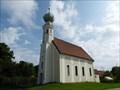Image for Katholische Filialkirche St. Michael - Teisenham, Bad Endorf, Bavaria, Germany