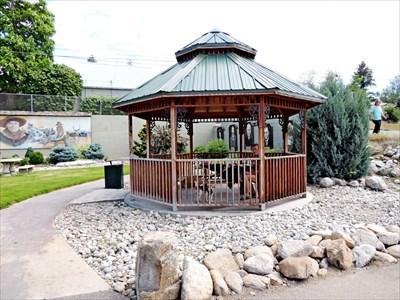 A Rest Stop in Tonasket