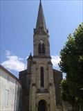 Image for Eglise Saint-Etienne - Mortagne-sur-Gironde, France